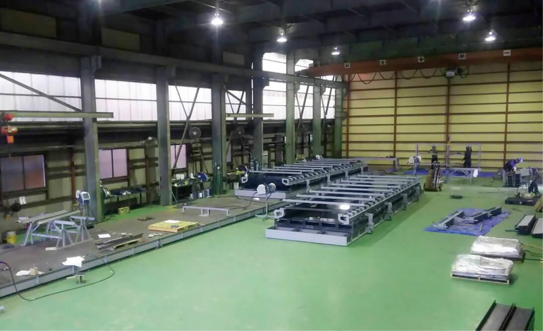 製造ライン(工場内)